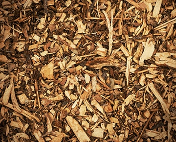 Branching Out Tree Care turn your tree waste into woodchip mulching